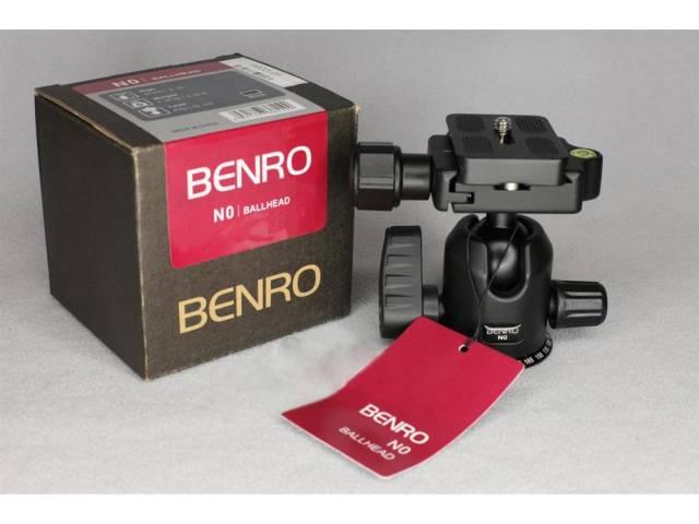 Шаровая головка Benro N-0