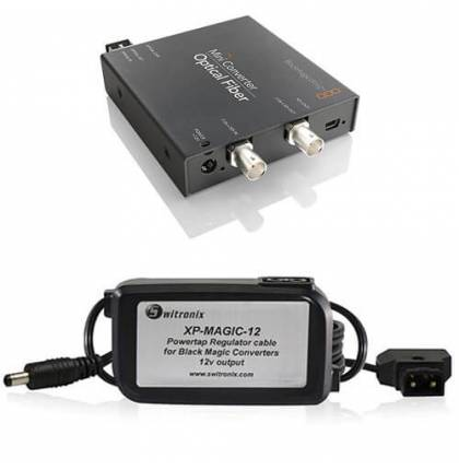 Blackmagic Cable - S-Video Adapter