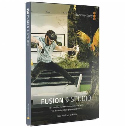 Blackmagic Design Fusion 9 Studio