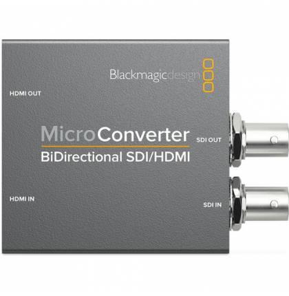 Blackmagic Micro Converter BiDirect SDI/HDMI