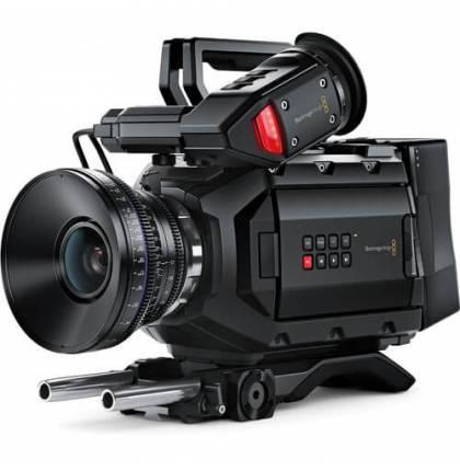 Blackmagic URSA Mini 4K EF-Mount Digital Cinema Camera