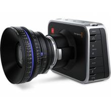 Видеокамера Blackmagic Cinema Camera EF