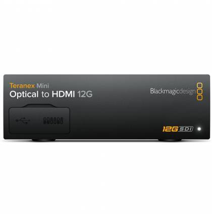 Blackmagic Design Teranex Mini HDMI to Optical 12G Converter