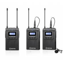 Беспроводная микрофонная система Boya BY-WM8 PRO