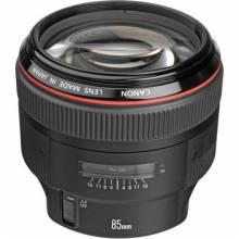 Canon EF 85mm f/1.2L II USM