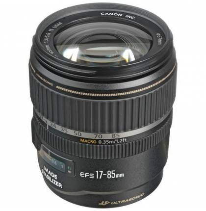 Canon EF-S 17-85mm f/4-5.6 IS USM