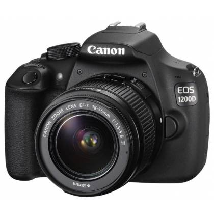 Canon EOS 1200D EF-S 18-55 IS II Kit