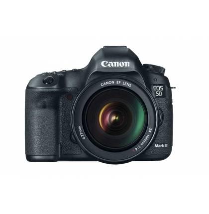 Canon EOS 5D Mark III EF 24-105 IS USM Kit