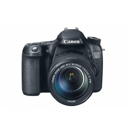 Canon EOS 70D EF-S 18-135 IS STM Kit