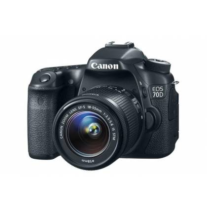 Canon EOS 70D EF-S 18-55 IS STM Kit