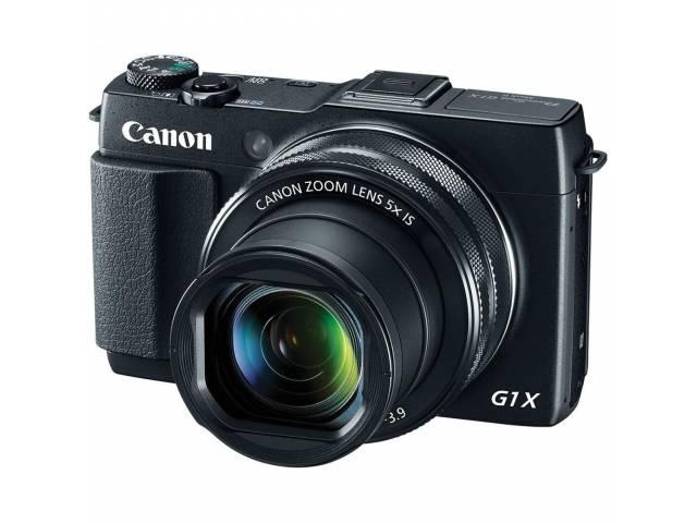Цифровая фотокамера Canon Powershot G1 X Mark II c Wi-Fi
