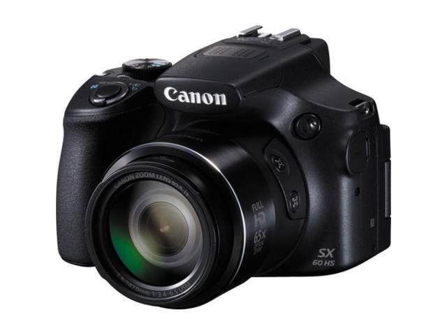 Цифровая фотокамера Canon Powershot SX60 HS c Wi-Fi