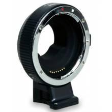 Переходник Commlite Comix CM-AEF-MFT для объективов Canon EF-mount на камеры с Micro 4/3