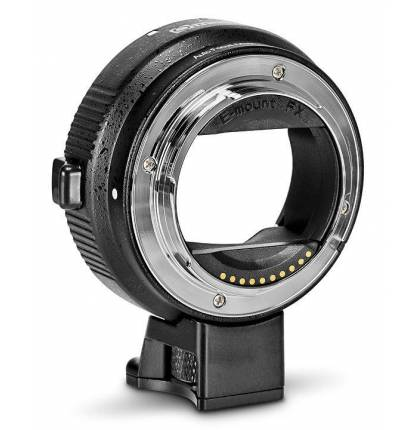 Commlite Comix CM-EF-NEX адаптер для объективов Canon EF-mount на камеры с E-mount