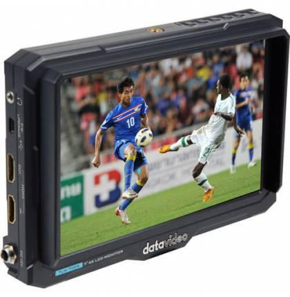 Накамерный монитор Datavideo TLM-700K 4K
