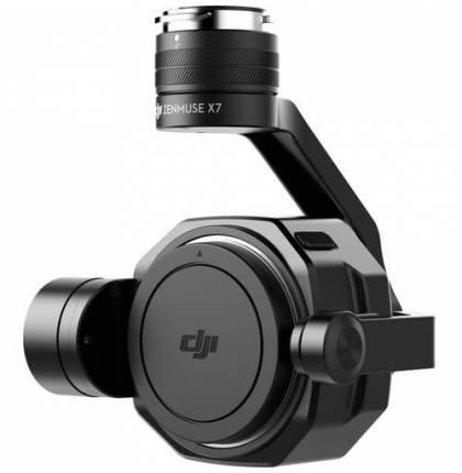 Подвес с камерой DJI Zenmuse X7 Camera and 3-Axis Gimbal