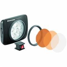 Вспышка Manfrotto Lumimuse 6 On-Camera LED Light