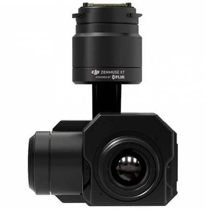 Камера DJI Zenmuse XT Performance Temperature Camera