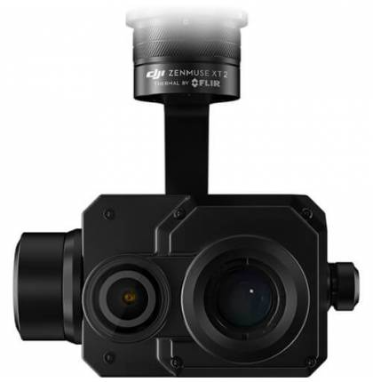 Камера DJI Zenmuse XT2 Drone Thermal Camera