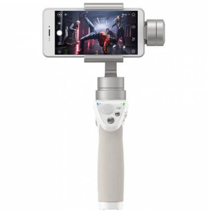 DJI Osmo Mobile Gimbal Stabilizer for Smartphones Silver