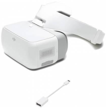 Видео очки DJI Goggles FPV Headset Kit with Micro-USB OTG Cable