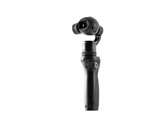 Камера со встроенным стабилизатором DJI Osmo