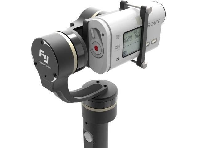 Стабилизатор Feiyu FY-G4 GS Ultra для экшн камеры Sony