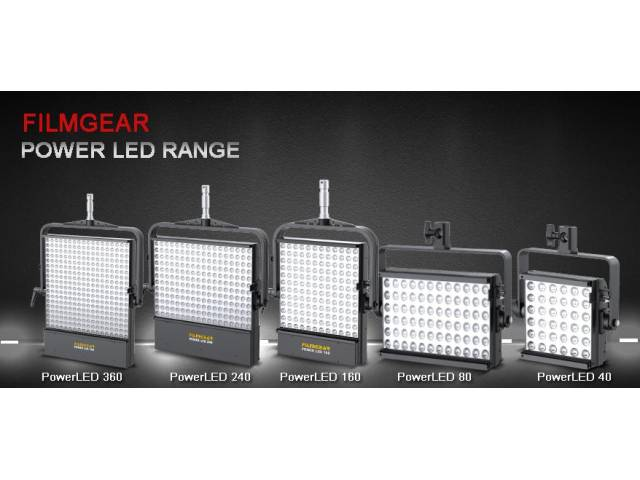 Панель FILMGEAR POWER LED 160 Tungsten
