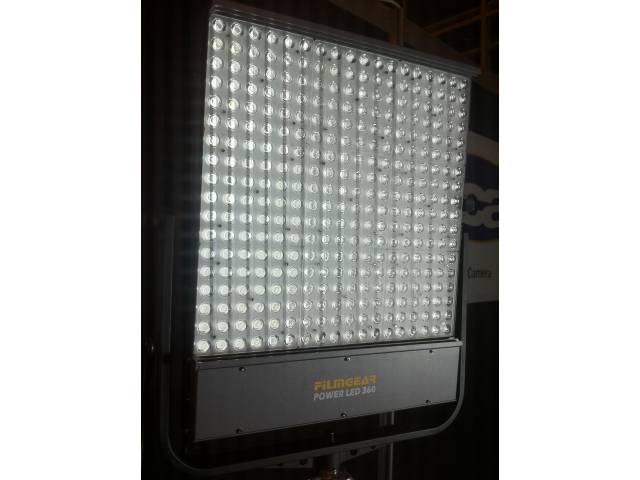 Панель FILMGEAR POWER LED 360 Bi-color