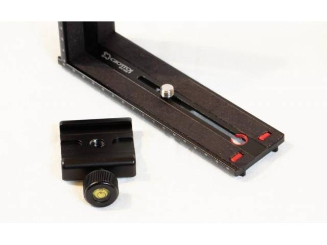 L-брэкет для фото-видеокамер Giottos MH680