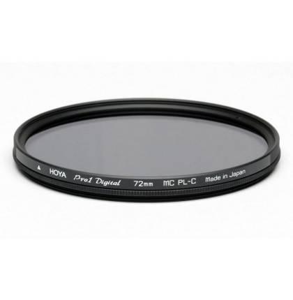 Фильтр Hoya Pol-Circular Pro1 Digital 52mm + Салфетки Green Clean