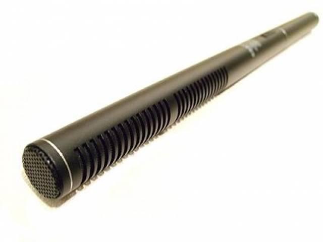 Микрофон пушка с фантомным питанием HTDZ-HT81A