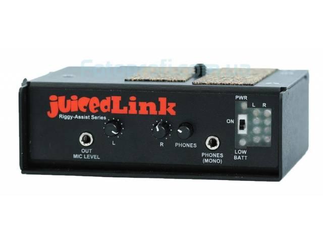 Накамерный предусилитель JuicedLink Riggy-Assist RA202