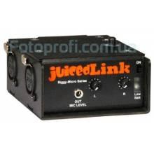 Накамерный предусилитель JuicedLink Riggy-Micro RM222