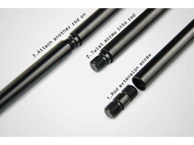 Алюминиевые рельсы Lanparte AR-300