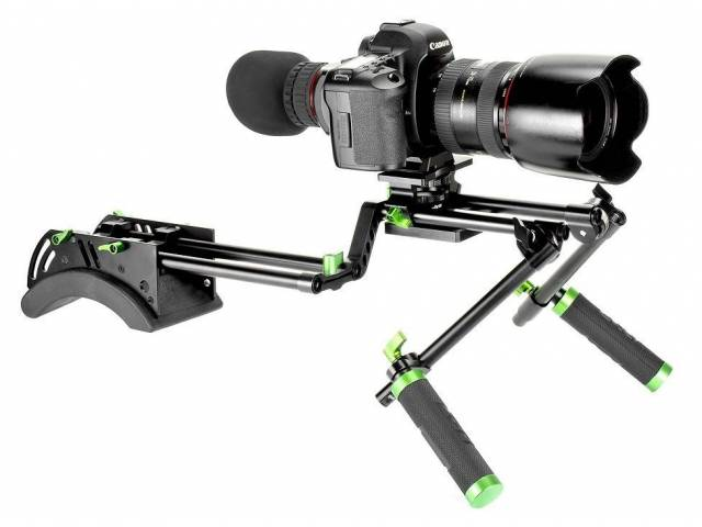 Риг Lanparte Offset Kit v2.0 для DSLR с видоискателем