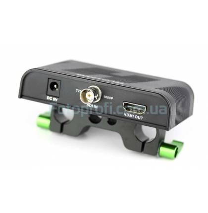 Переходник LanParte с SDI на HDMI