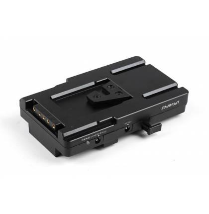 Накамерный адаптер питания LanParte VBP-03