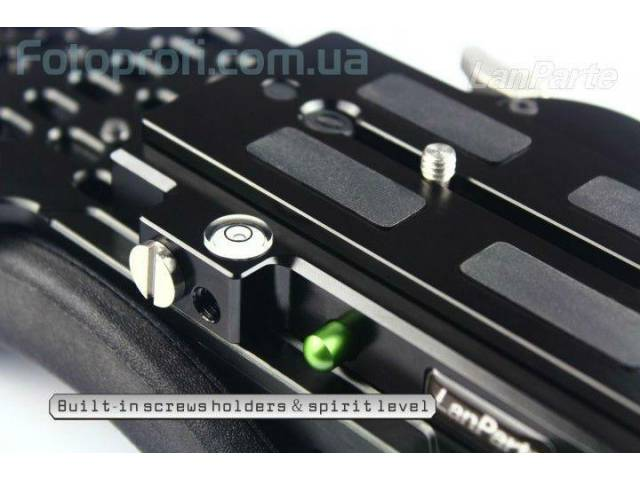 Опора на плечо LanParte VMS-01 с быстросъёмной площадкой
