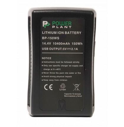 Аккумулятор PowerPlant BP-150WS 10400mAh