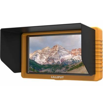 Накамерный монитор Lilliput Q5