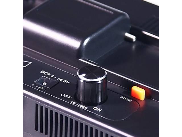 Накамерный свет Lishuai LED-312AS