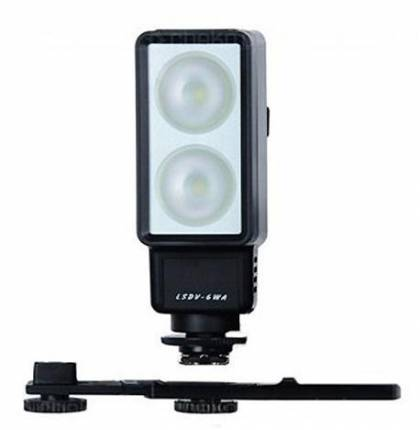 Накамерный свет Lishuai LED DV-6WA