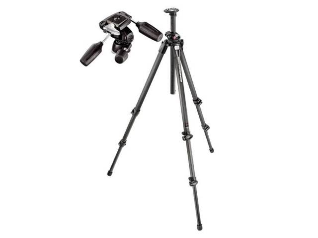 Штатив  Manfrotto 055XB + головка 804RC2К