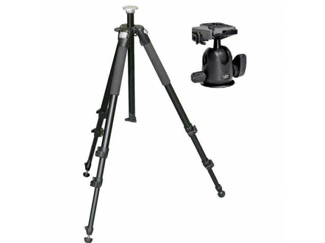 Штатив Manfrotto 190XB + головка 496RC2