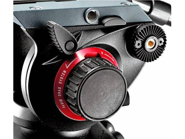 Штативный комплект Manfrotto 504 HD, 546 GBK