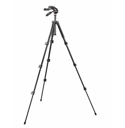 Штатив Manfrotto MK293A4 + 3D голова D3Q2