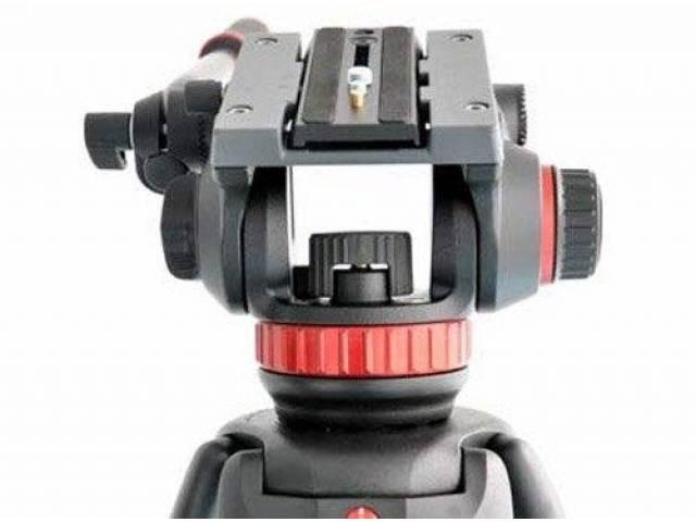 Штативный комплект Manfrotto MVH502A, 546GB-1