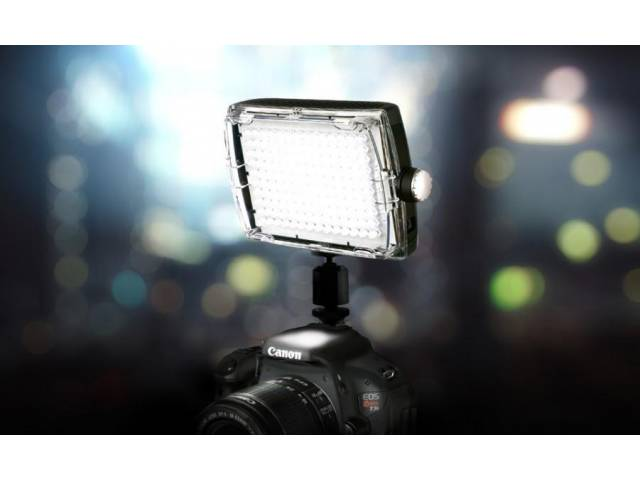 Накамерный свет Manfrotto Spectra LED 500 Flood MLS500F