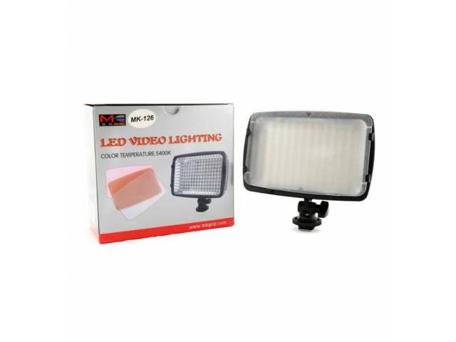 Накамерный свет Meike MK126